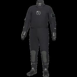 BARE D6 Pro Dry droogpak man zwart